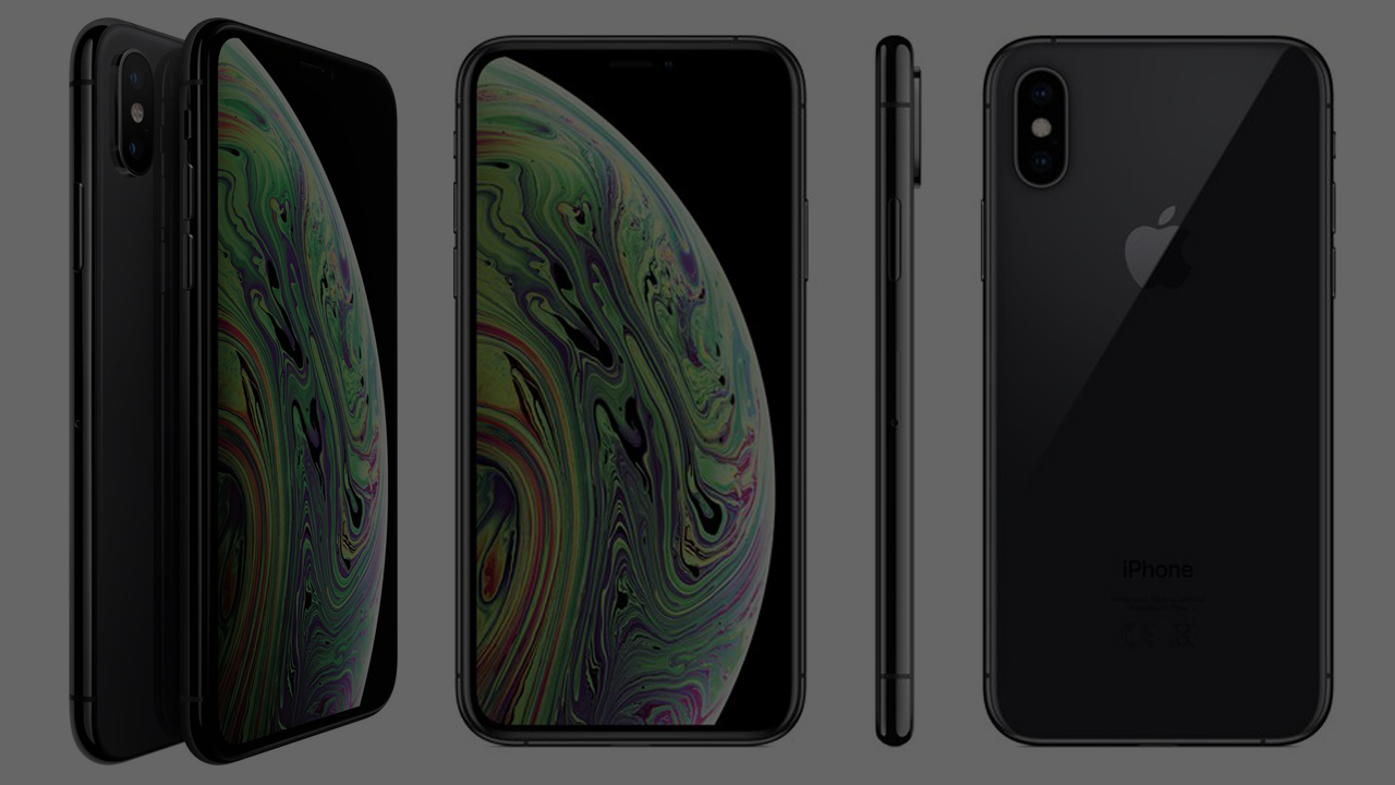 Apple iPhone XS Review, Grey Color