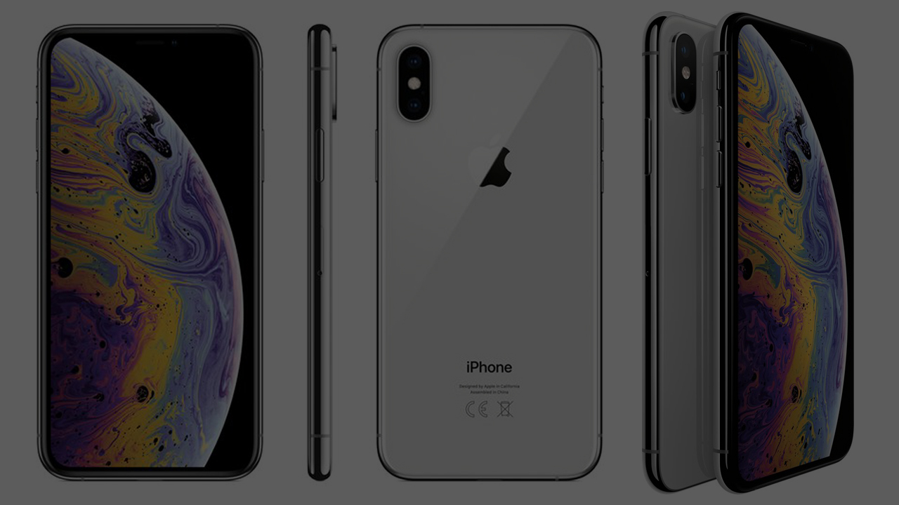 Apple iPhone XS Review, Silver and Grey Color