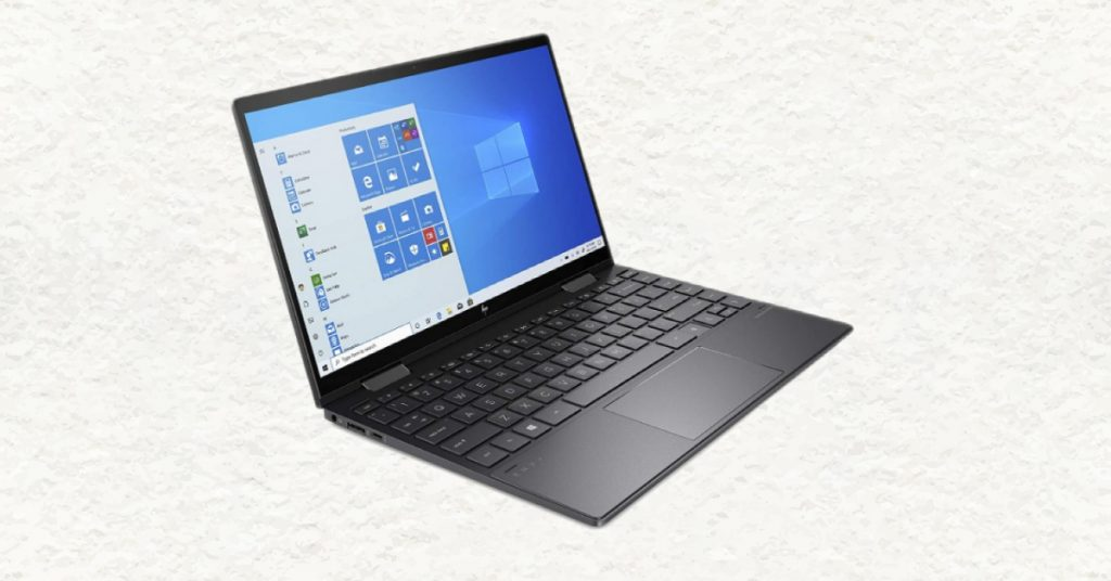 New HP Envy x360 13 Review