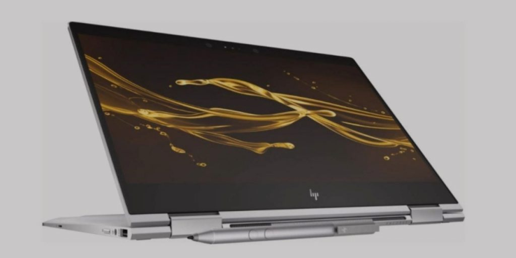 HP Spectre x360 Review - Display